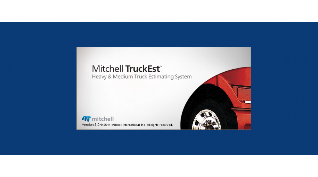 Mitchell TruckEst Estimator v3.0.1 [2016] + ACTIVATOR